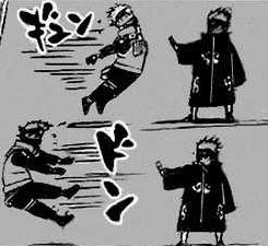 Shinra Tensei and Bansho Tenin