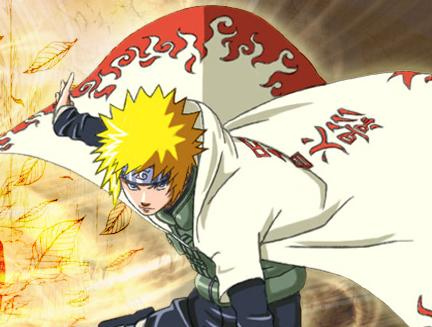 Naruto 504 The Choice Minato