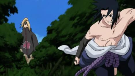 Run Sasuke run!!!