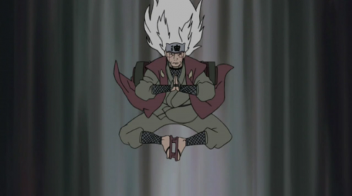 Naruto Shippuden 131 & 144: Honored Sage Mode!; Go Mr. Gamaken!