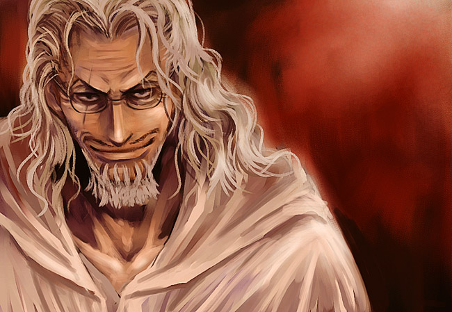 el mensajero y la realidad (londres) Old-man