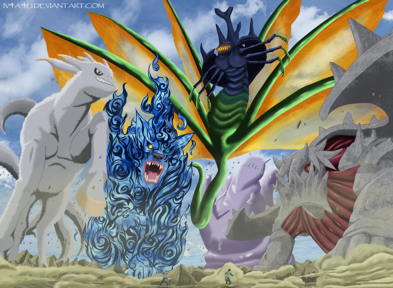 Naruto Best Nature Transformation