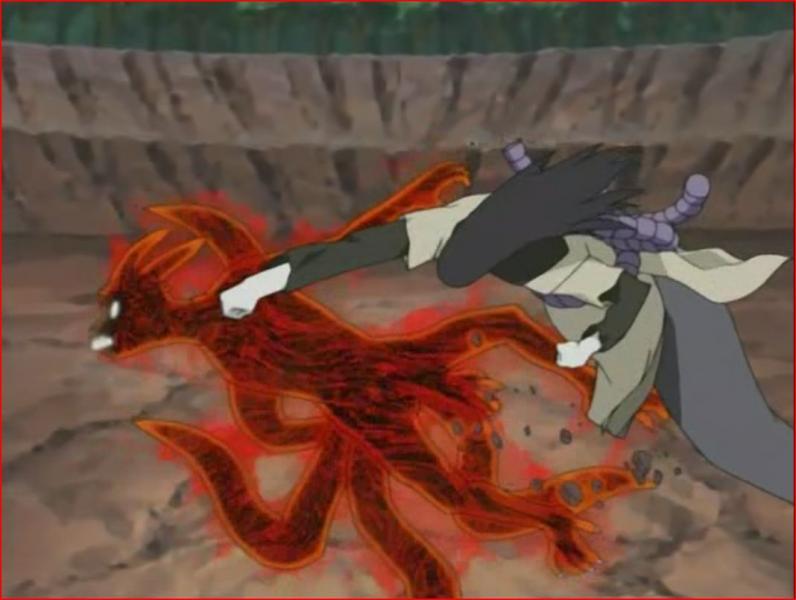 ����� ������ ����������� [Naruto Kyubi