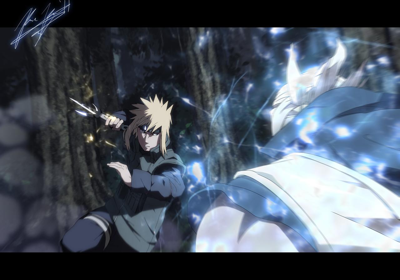 Third And Fourth Shinobi War