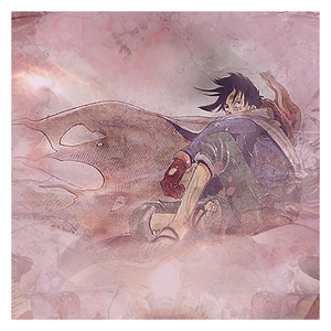 Luffy_by_Coil08