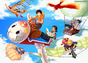 One_Piece___Flight_by_meiwren