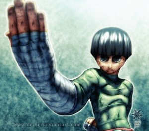 Rock_Lee_by_chilin