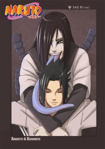 Naruto-OrochimaruSasuke