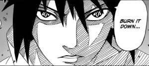 Asshole Sasuke