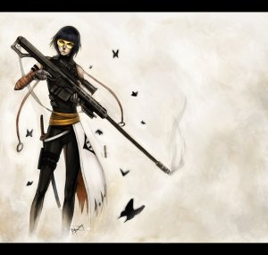 Soi_Fong___The_Assassin_by_Ninjatic