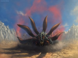 6_six_tails_Naruto_Kyubi_by_Chronofag