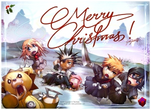BLEACH___Merry_Christmas_2007_by_yanimator1